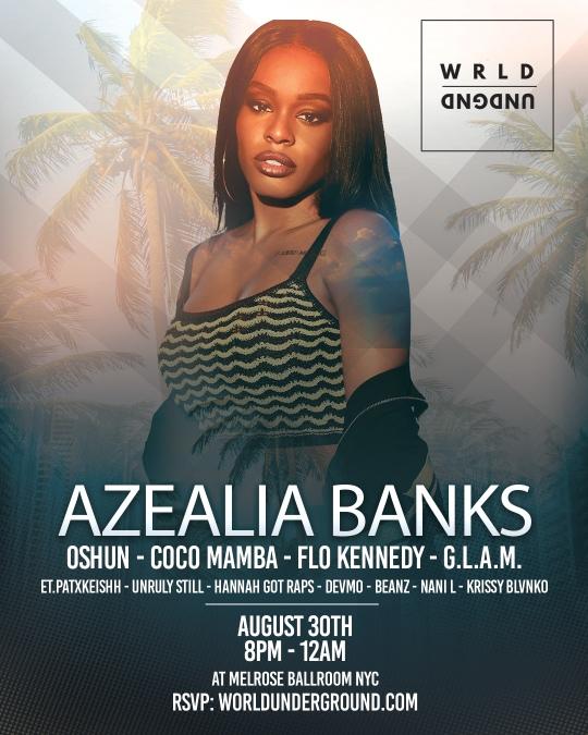 Azealia-Banks-live